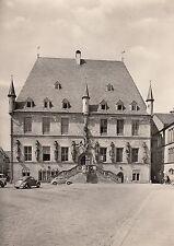 Ansichtskarte - Osnabrück / Rathaus