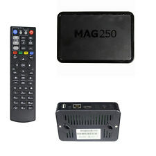 MAG 250 HDMI IPTV SET TOP USB TV BOX HD Multimedia Player Internet TV IP Konsole