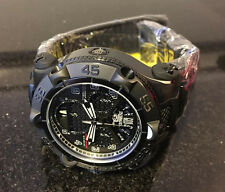 "@NEW Invicta 50mm Subaqua Noma V ""Twisted Metal"" Stealth Ed Swiss Quartz 22282"