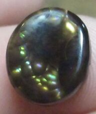 Natural Free form MEXICAN Fire Agate GEM stone  Multicolored. 12x10