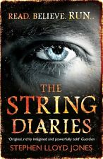 STEPHEN LLOYD JONES __ THE STRING DIARIES __ BRAND NEW __ FREEPOST UK