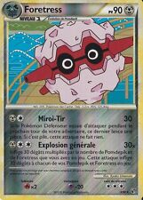 Foretress Reverse - HS : Indomptable - 3/90 -Carte Pokemon Neuve France