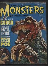 Famous Monsters of Filmland Magazine #11 Classic Gorgo By Gogos  cover Original