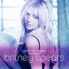 Britney Spears-Oops! i Did It Again-The Best Of Britney Spears CD NUOVO