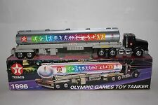 Texaco 1996 Olympic Games Toy Tanker Limited Edition 3rd in Collector Series