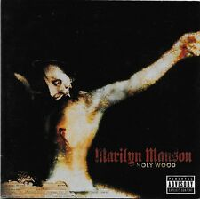 Holy Wood (In the Shadow of the Valley of Death) [PA] by Marilyn Manson CD