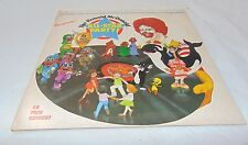 The Ronald McDonald All-Star Party! Album LP Vinyl 1982 K-tel