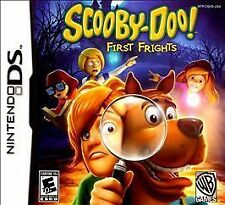 Scooby-Doo First Frights ( Nintendo DS )  Lite Dsi xl 2ds 3ds xl