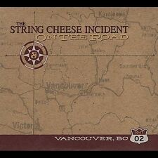 On the Road: 10-17-02 Vancouver, BC by The String Cheese Incident (CD,...