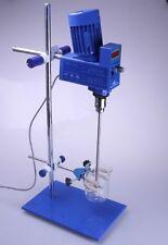 Top puissant digital lab agitateur mélangeur 2000RPM 20L 0-10000 ZPM de livraison rapide ab