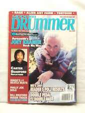 MODERN DRUMMER MAGAZINE JOEY KRAMER CARTER BEAUFORD BILL BRUFORD VERY RARE