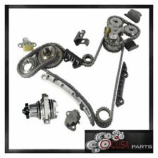 NEW ENGINE TIMING CHAIN KIT+WATER PUMP for SUZUKI GRAND VITARA V6 2.7L 2006-2008