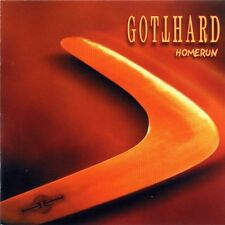 GOTTHARD - HOMERUN - CD SIGILLATO JEWELCASE 2001