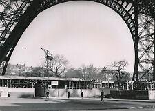 PARIS c. 1937 -  Travaux Exposition  Pavillon Photo et Cinéma - DIV 7376