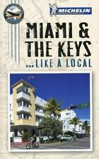 Michelin Miami and the Keys (Like a Local)-ExLibrary