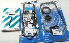 Motordichtsatz Vollsatz Schrauben VW 1,8l G60 PG Zylinderkopfdichtung Blocksatz