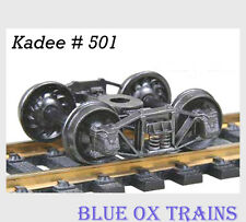 "Kadee HO Arch Bar 33'"" Wheel Trucks #501"