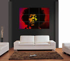 JIMI HENDRIX Vector Giant Wall Art Print Picture Poster