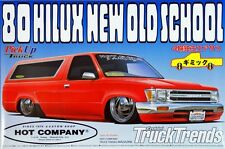 Aoshima 32794 Toyota Hilux 80 New Old School (Pick Up Truck) 1/24 scale kit