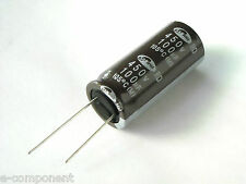 Condensateur Électrolytique 100uF 450V 105° C dim. 18x40mm Radial