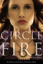 Circle of Fire (Prophecy of the Sisters Trilogy)-ExLibrary