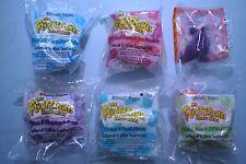 McDonald's 1994 Flintstones Village - Complete Set of 6 MIP with Under 3