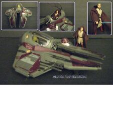 STAR WARS REVENGE OF THE SITH OBI-WAN KENOBI'S JEDI STARFIGHTER