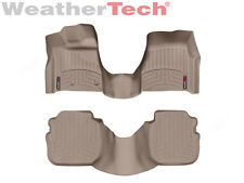 WeatherTech® FloorLiner for Lincoln Town Car - Over-The-Hump - 1998-2011 - Tan
