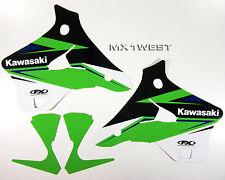 Factory Effex EVO 14 Graphics Kawasaki KX125 KX250 KX 125 250 94 95 96 97 98 New