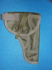 Etui holster pour P.A. PA Pistolet Automatique Armée Française nylon vert neuf