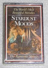 NIP Stardust Moods World's Most Beautiful Melodies Romantic Strings Cassette NEW