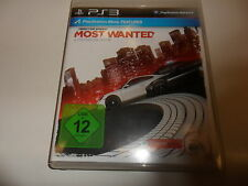 PlayStation 3 PS 3 Need for Speed: most Wanted