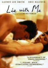 LIE WITH ME - Eric Balfour , Lauren Lee Smith, Polly Shannon - NEW & SEALED DVD