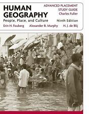 AP Study Guide to accompany Human Geography: People, Place, and Culture, 9th Edi