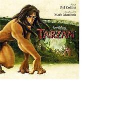 Tarzan colonna sonora Mark Mancina/5 brandnew canzoni by Phil Collins