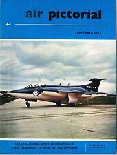 AIR PICTORIAL SEP 58: BRITISH R&D/ PB23 & 25/ MiG-19 + PLAN/ FARNBORO PULL-OUT