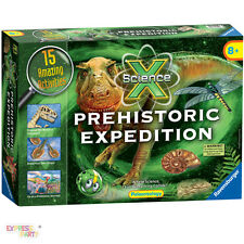 Science X Maxi Prehistoric Expedition Ravensburger Science Kit