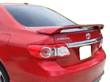 2009-2013 Toyota Corolla Painted Factory Style Rear Trunk Spoiler Wing NEW