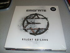 Emigrate-silent si long - 2lp vinyle & mp3 // sealed & GATEFOLD // rammstein