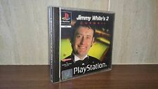 Jimmy White's 2: Cueball (PS1) sony playstation - free uk p+p