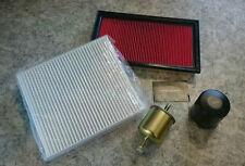 Inspektionspaket Wartungskit Filter Nissan Primera P12 1,8 85KW 2002-