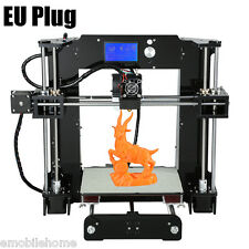 Anet A6 3D imprimante For Home Use Print Precision Reprap Prusa i3 DIY with LCD