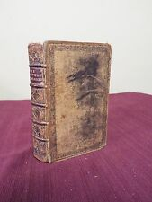 1664 French New Testament - Bible