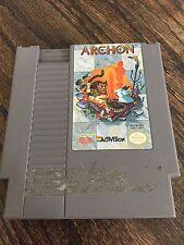 Archon (Nintendo Entertainment System, 1989) NES Cart NE3