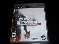 Replacement Case (NO GAME) DEAD SPACE 3 LIMITED EDITION PLAYSTATION 3 PS3