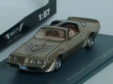 NEO Pontiac Firebird Trans Am, gold - 1/87