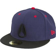 Nixon Deep Down Ii NE Hat (Navy/Black/Red) 7 3/8 C3381133-73