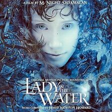 Lady in the Water Soundtrack by James Newton Howard (CD-2006 DECCA) BRAND NEW