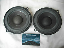 2 X GENUINE RENAULT SCENIC 2 & MEGANE 2  & LAGUNA FRONT DOOR SPEAKERS PAIR