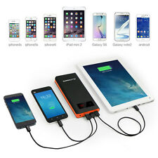 300000mAh 3USB Power Bank External Battery Charger Backup for Tablet iPhone HTC